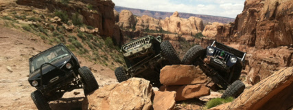 At Harsh Terrain we're off road enthusiasts who design and manufacture quality high steer arms, knuckles, tie rods & ball joints, and recovery equipment.